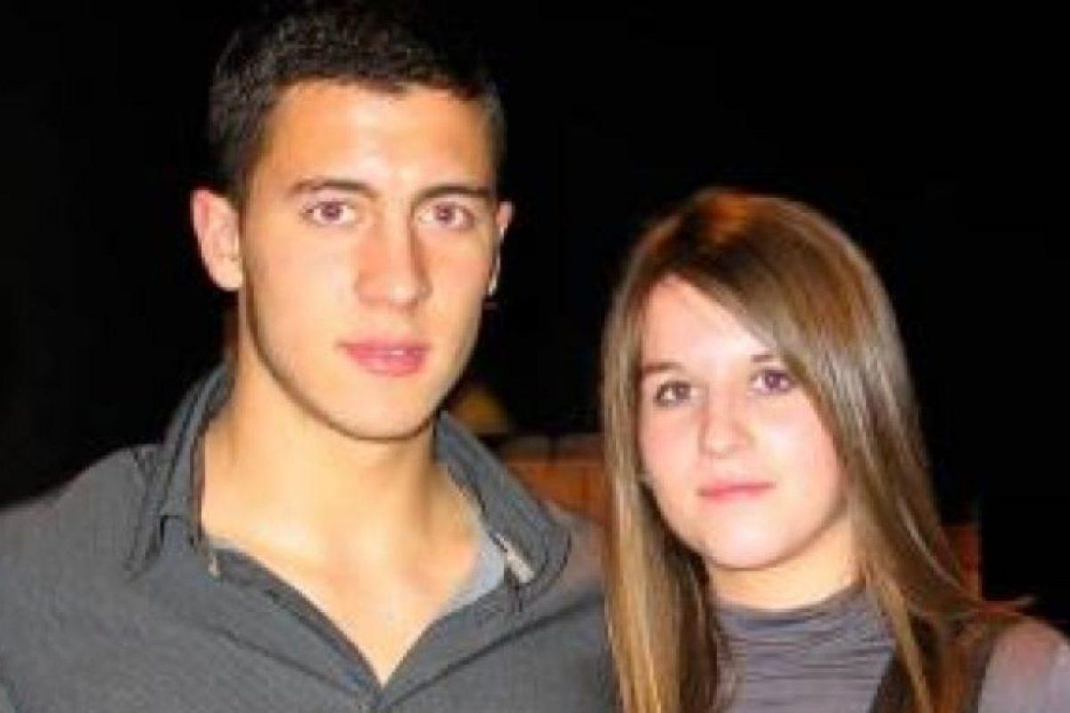El futbolista belga está casado desde 2012. Foto:Twitter. Imagen Por: