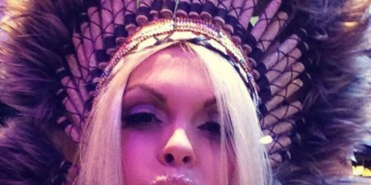 FOTOS: Así disfruta la actriz porno Jesse Jane su visita a Chile