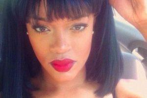 La doble de Rihanna Foto:Twitter. Imagen Por: