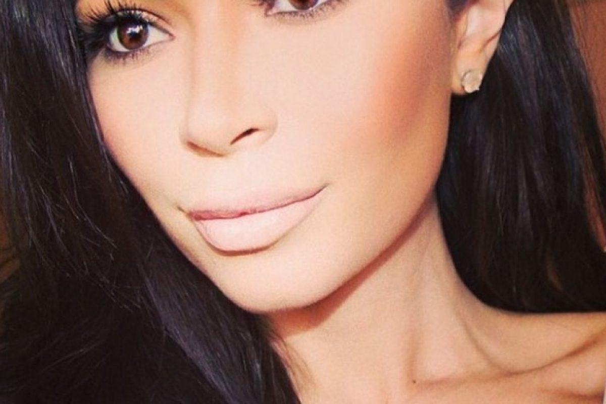 La doble de Kim Kardashian Foto:Instagram/Marianna Hewitt. Imagen Por: