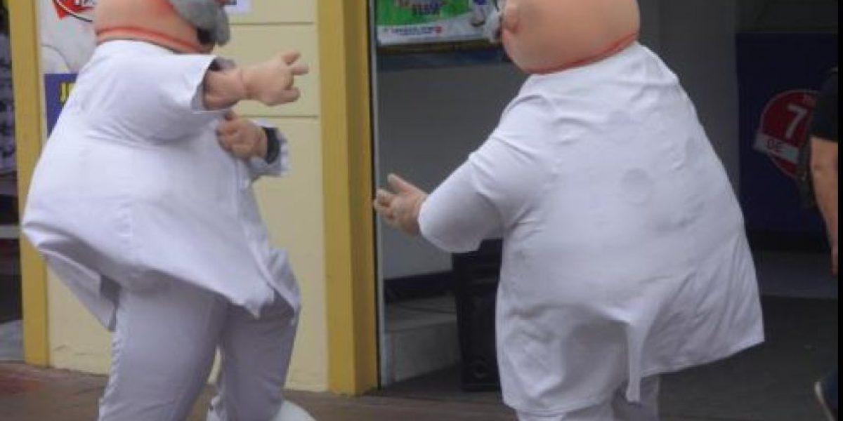 Las increíbles confesiones de un ex muñeco bailarín de Doctor Simi