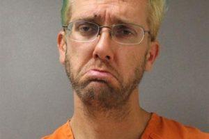 """Su nombre es Gabriel Harris y ya es conocido como """"El criminal más triste del mundo"""" Foto:AP. Imagen Por:"""