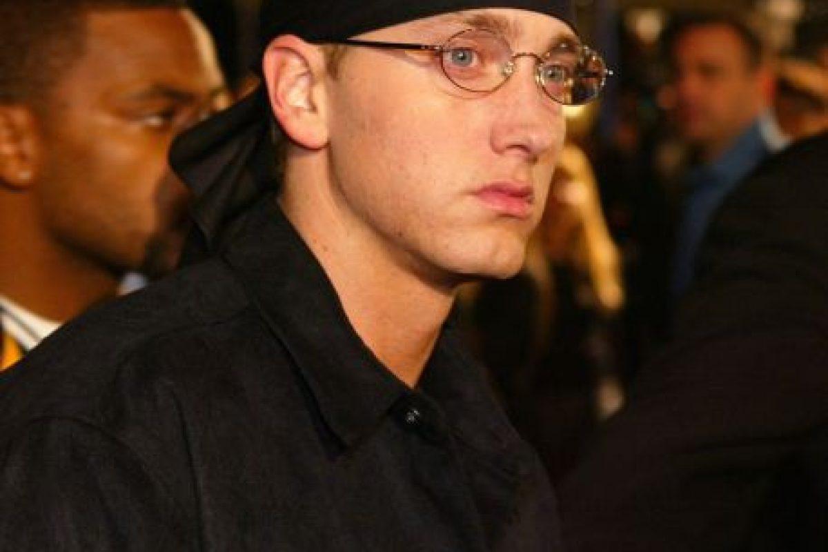 """El público no ha tratado muy bien a Eminem desde su """"regreso"""" Foto:Getty. Imagen Por:"""