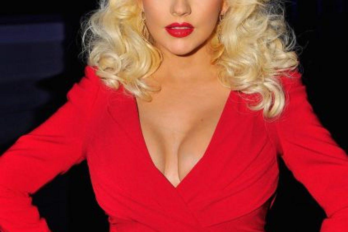 Christina Aguilera Foto: Getty. Imagen Por: