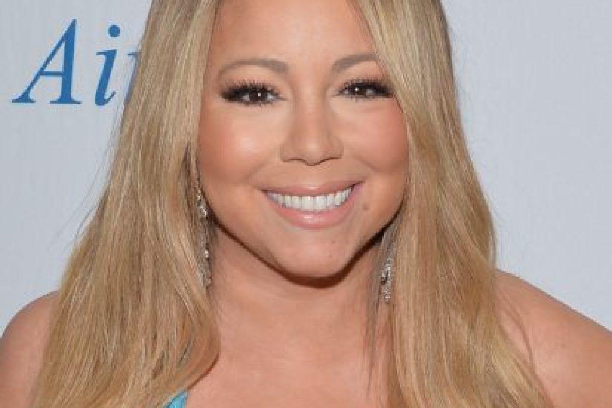 Mariah Carey Foto: Getty. Imagen Por: