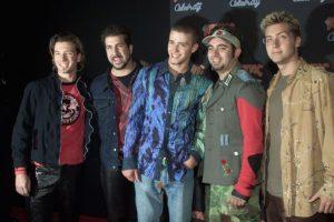 Backstreet Boys Foto:Getty. Imagen Por: