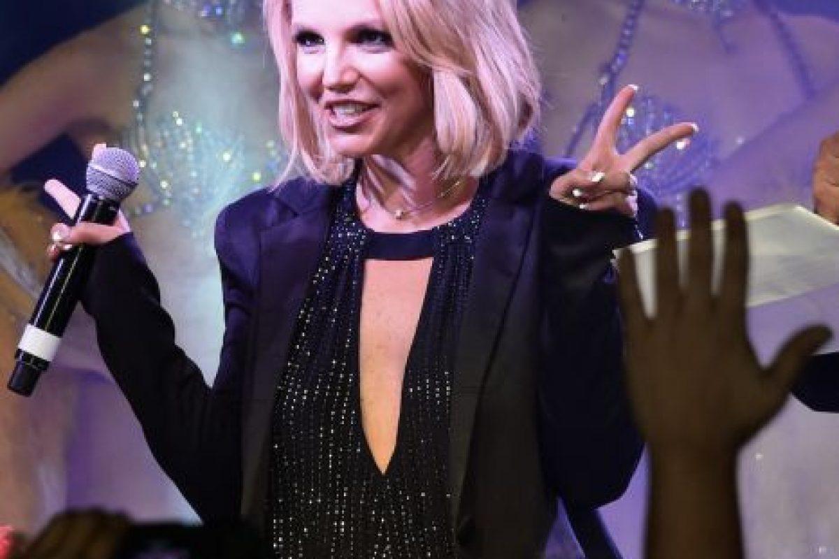 Britney Spears Foto: Getty. Imagen Por: