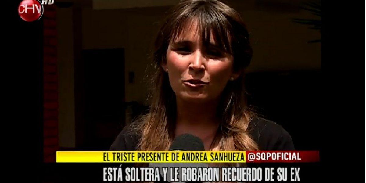 Viuda de Roberto Bruce ruega que le devuelvan Copihue de Oro robado