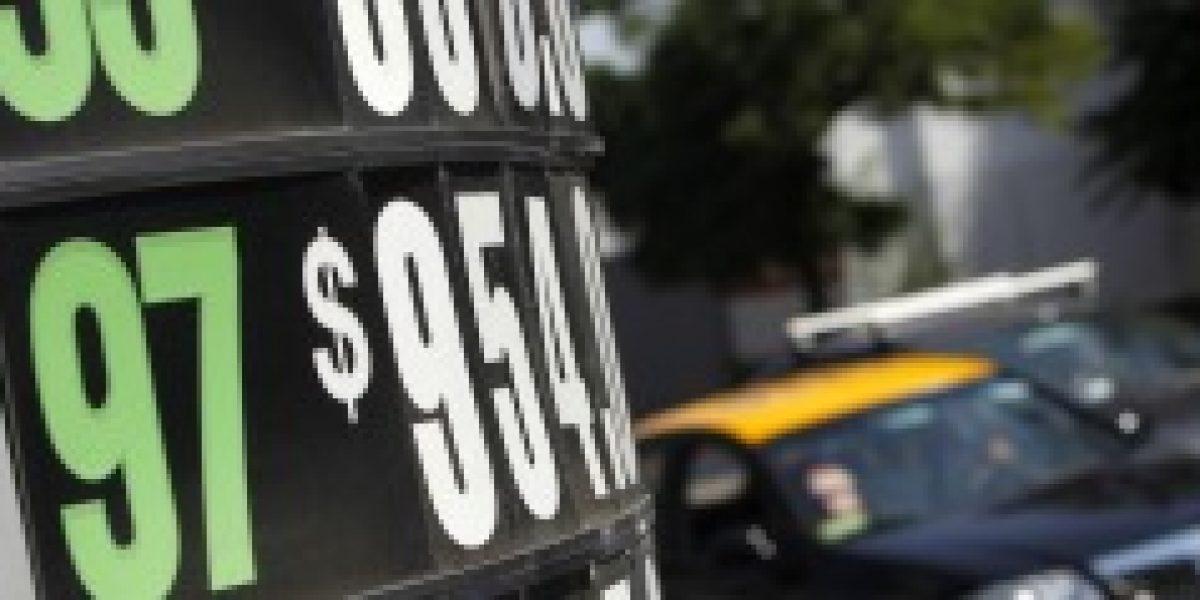 Fiscalización muestra que 94% de bencineras ajustó sus precios tras modificación al Mepco