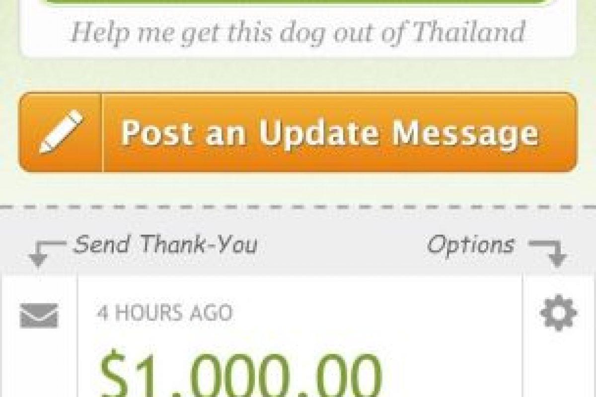 Para esto tuvo que reunir más de 7 mil dólares en Internet Foto:HelpSaveLeo/Facebook. Imagen Por: