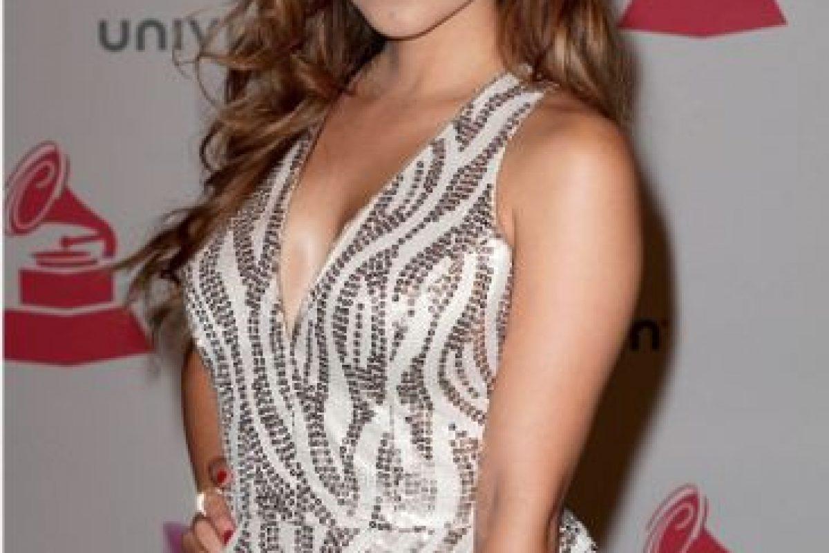 La bloguera Dulce Candy, de lentejuelas Foto:Getty Images. Imagen Por: