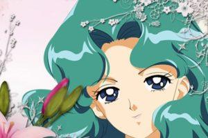Su compañera es Michiru, Sailor Neptuno Foto:Toei. Imagen Por: