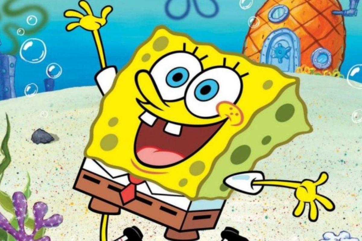 Bob Esponja también ha sido un ícono gay para muchos televidentes Foto:Nickelodeon. Imagen Por: