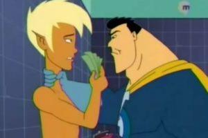 """Xander y Capitanazo son la pareja gay de """"La Casa de los Dibujos"""" Foto:MTV. Imagen Por:"""