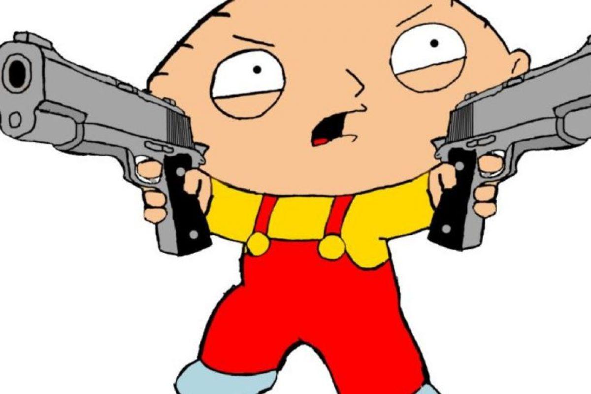 Stewie ha protagonizado escenas comprometedoras con Brian Foto:Fox. Imagen Por:
