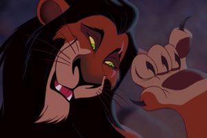 """Scar, por su elegancia, también era considerado """"gay"""" Foto:Disney. Imagen Por:"""