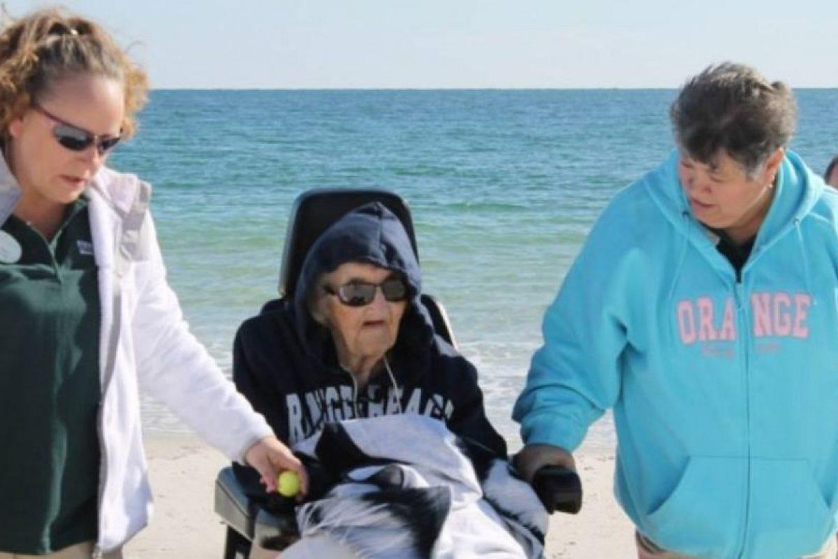 Su familia tampoco pudo costearle el viaje. Foto:Perdido Beach Resort. Imagen Por: