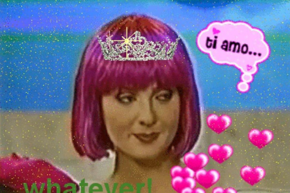 Lucía perfecta en el mismo episodio, afirman en Cosmopolitan. Foto:Canal de las Estrellas. Imagen Por: