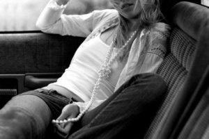 2004, Olivia Wilde fue chica Abercrombie Foto:Abercrombie. Imagen Por: