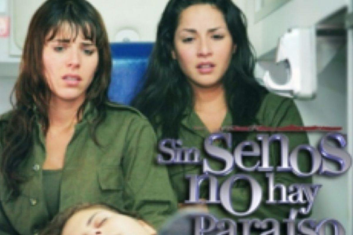 """""""Lo que no entendemos es por qué la tienen que hacer una telenovela interminable"""" Foto:Telemundo. Imagen Por:"""