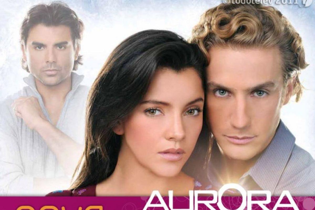 Aurora: Telenovela transmitida en 2010 Foto:Telemundo. Imagen Por: