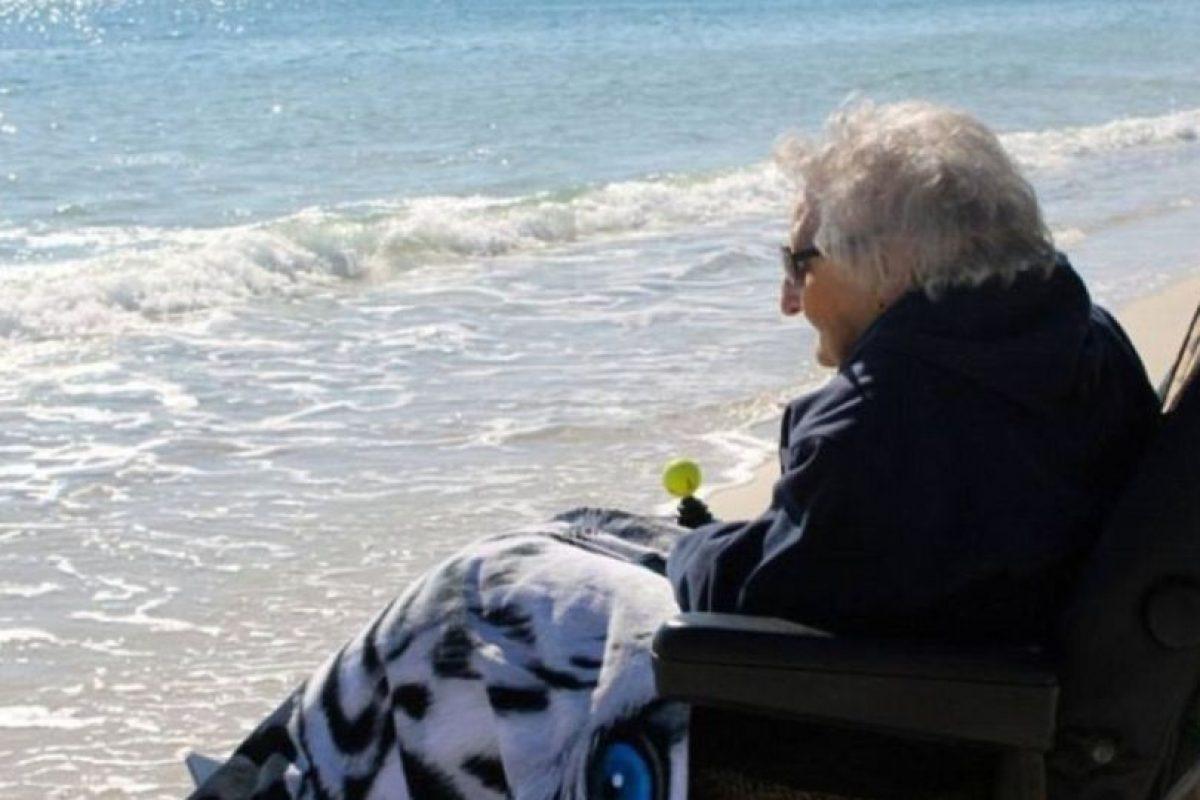A sus 100 años, su sueño se hizo realidad. Foto:Perdido Beach Resort. Imagen Por: