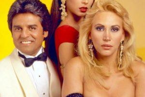 """""""Dos mujeres, un camino"""": Telenovela transmitida en 1994. Foto:Canal de las Estrellas. Imagen Por:"""