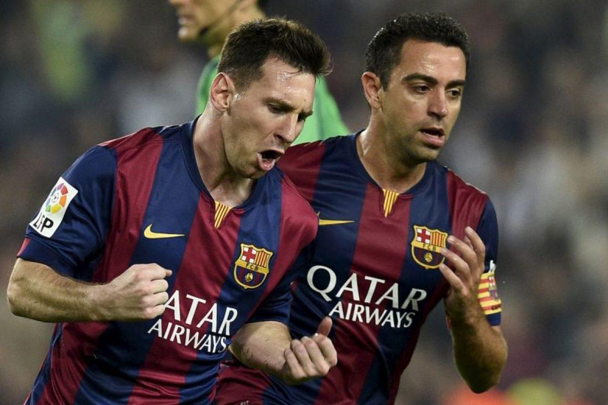Messi llegaba al partido ante el Sevilla con 250 dianas Foto:AFP. Imagen Por: