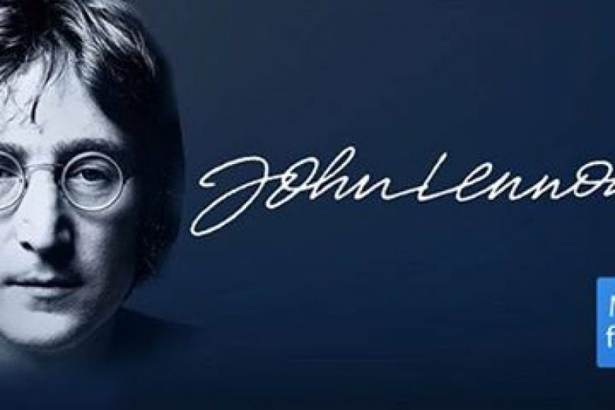 """""""Dios es un concepto, a través del cual medimos nuestro dolor"""" Foto:Facebook: John Lennon. Imagen Por:"""