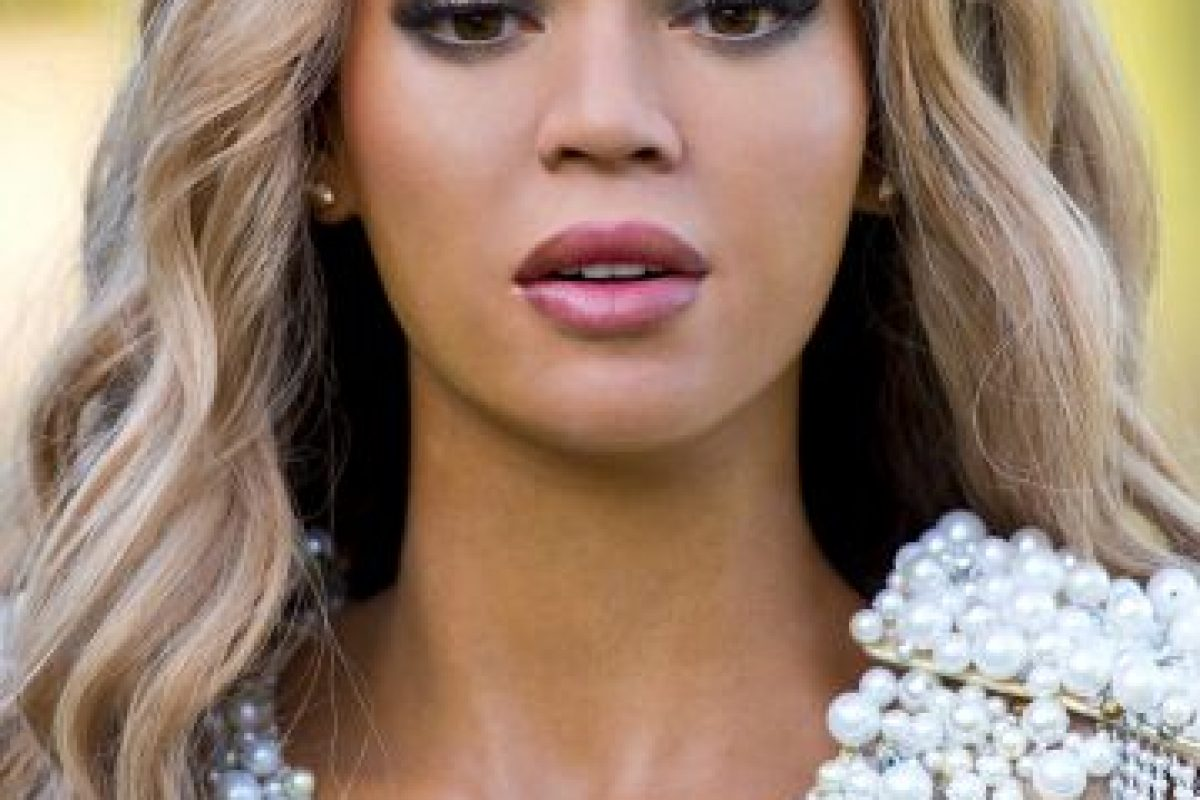 "Se lanzó en 2003 y se llama ""Dangerously in Love"" Foto:Getty Images. Imagen Por:"
