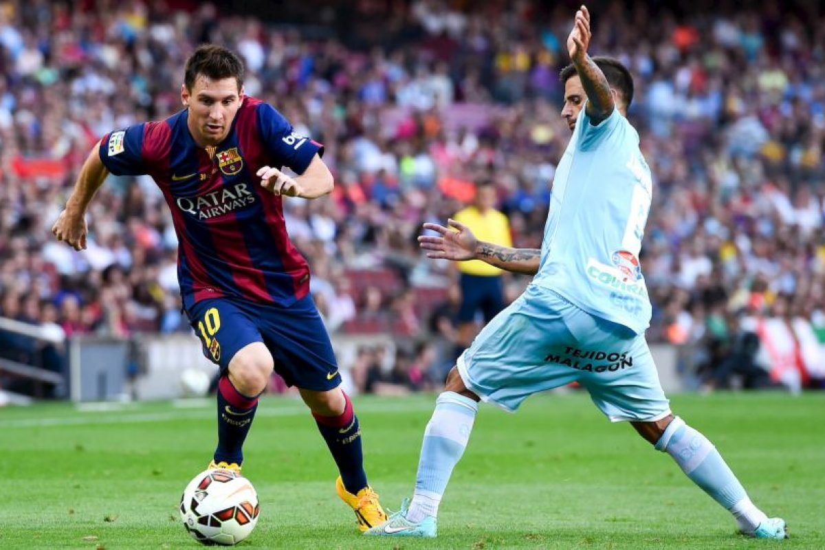 59 en Primera División de España, 13 en la Liga de Campeones de la UEFA, 5 en la Copa del Rey, 2 en la Supercopa de España y 12 en su Selección nacional Foto:Getty Images. Imagen Por: