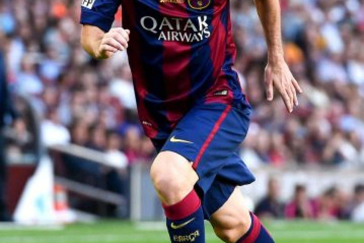 Único futbolista en haber sido máximo goleador y máximo asistente en una misma temporada en España: 50 goles y 15 asistencias (2011-2012) Foto:Getty Images. Imagen Por: