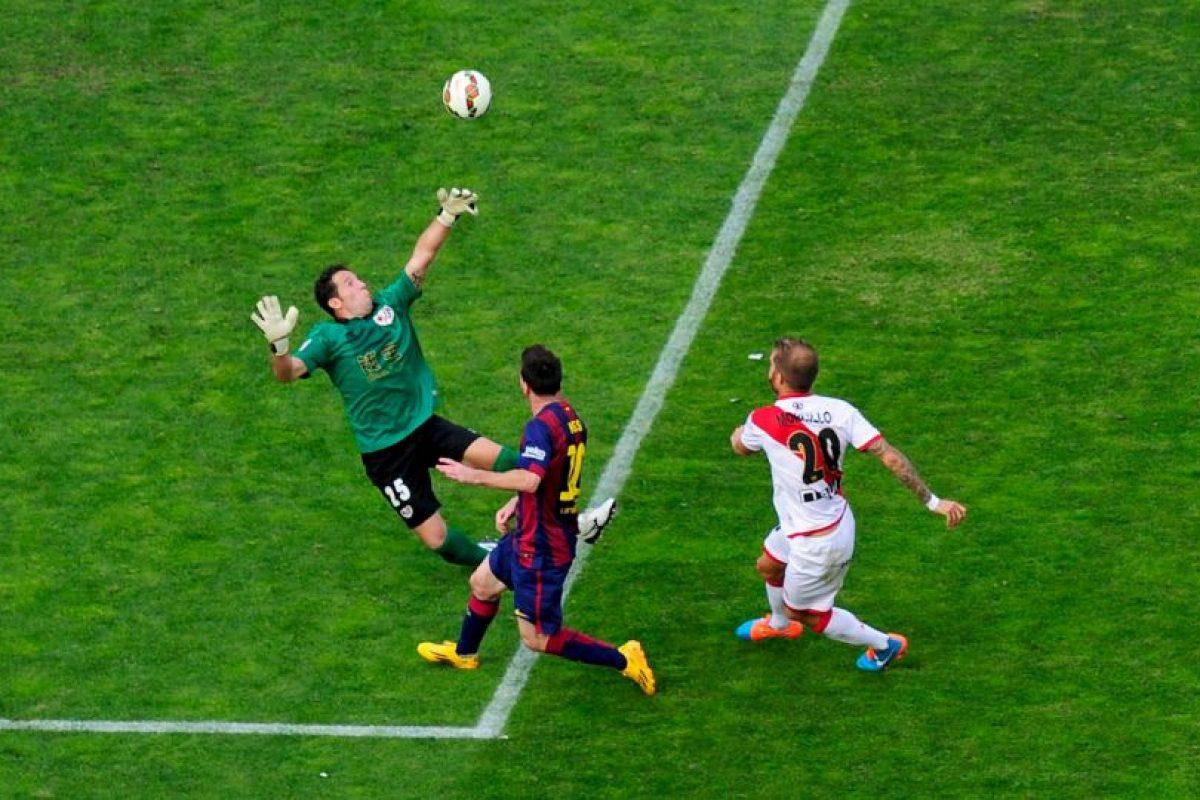 Messi tiene el Guinnes Record de más goles oficiales marcados en una temporada Foto:Getty Images. Imagen Por: