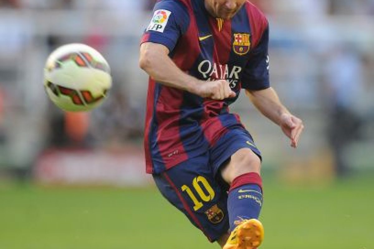 Posee la marca de más goles anotados en un mismo club en un año: 79 en 60 partidos (2012) Foto:Getty Images. Imagen Por: