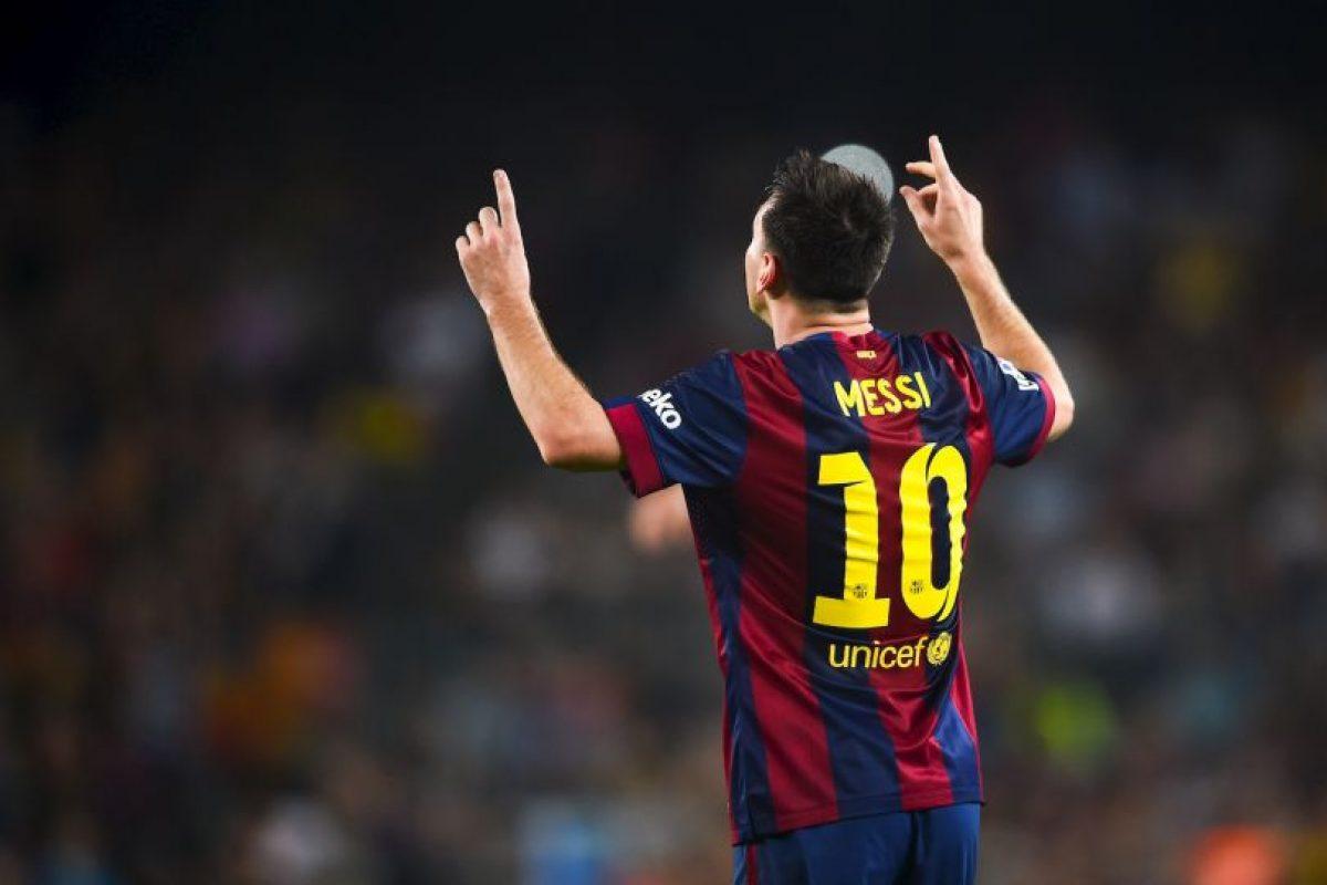 Más jornadas consecutivas anotando al menos un gol en la Liga española: 21 partidos consecutivos en la temporada 2012-2013. Marcó 34 anotaciones Foto:Getty Images. Imagen Por: