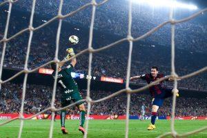 Máximo goleador de la Liga de Campeones de la UEFA: 71 goles (en 90 partidos) (compartido con Raúl) Foto:Getty Images. Imagen Por: