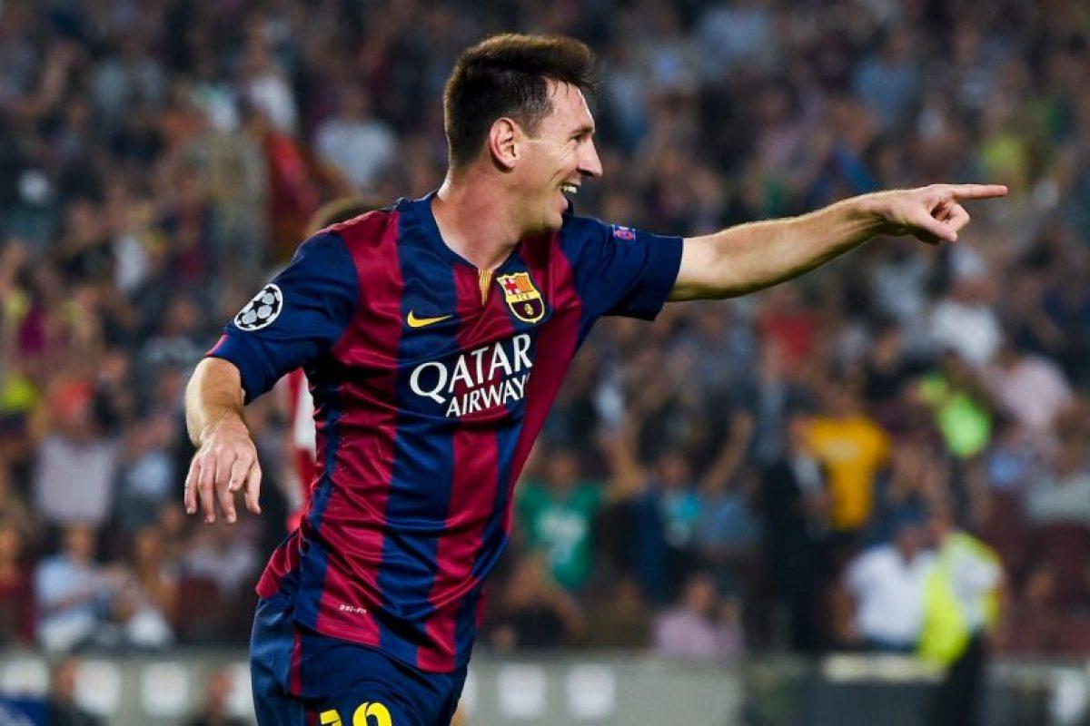 Más partidos marcando a domicilio en una Liga: 15 partidos y 24 goles en la Liga 2012/13. Foto:Getty Images. Imagen Por: