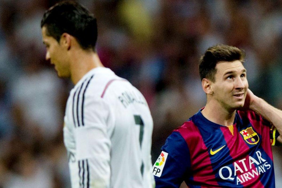Racha más larga marcando en la Liga: 33 goles en 21 jornadas consecutivas desde la número 11 hasta la 34 de la Liga 2012/13. Foto:Getty Images. Imagen Por: