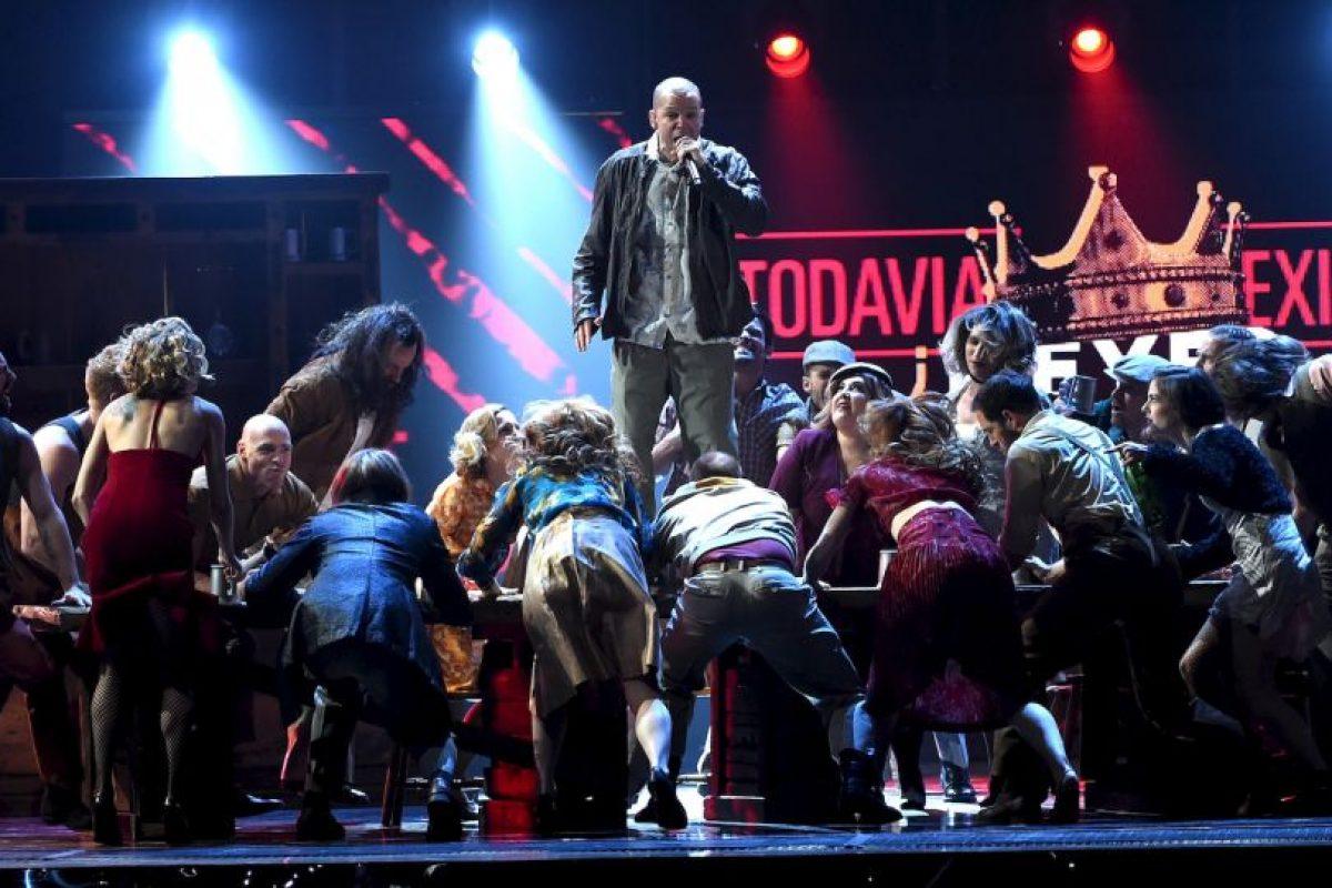 La banda se caracteriza por su estilo musical ecléctico Foto:Getty Images. Imagen Por: