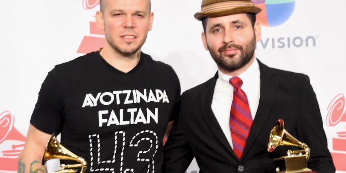 """René de Calle 13: """"Me pidieron que no hablara de Ayotzinapa"""