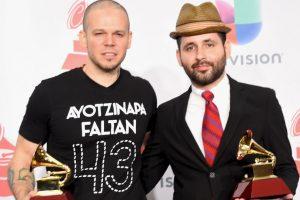 Calle 13 Foto:Getty Images. Imagen Por: