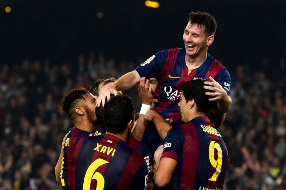 Máximo goleador a domicilio en una temporada en la Liga: 24 goles en la Liga 2012/13. Foto:Getty Images. Imagen Por: