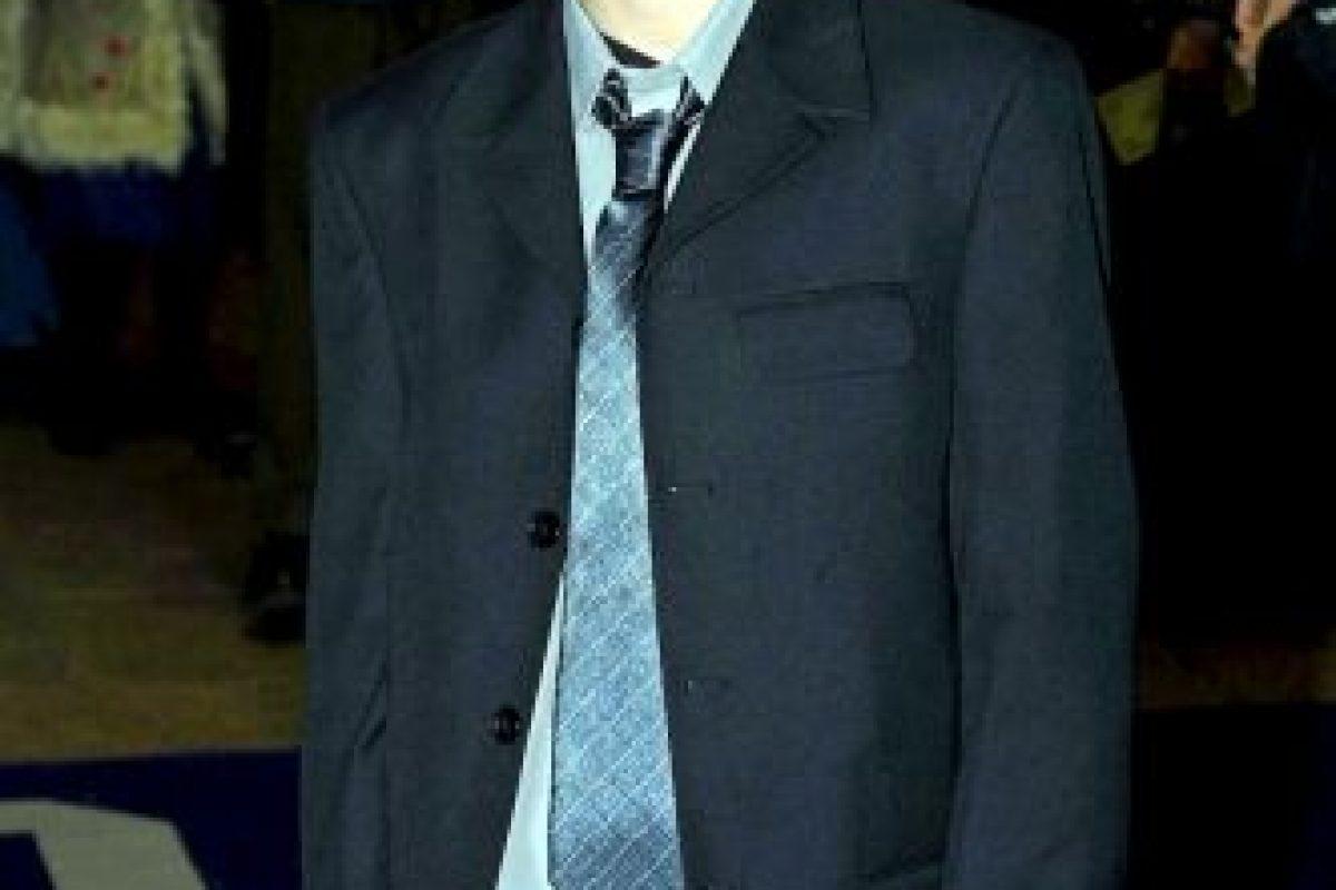 Draco Malfoy Foto:Getty Images. Imagen Por: