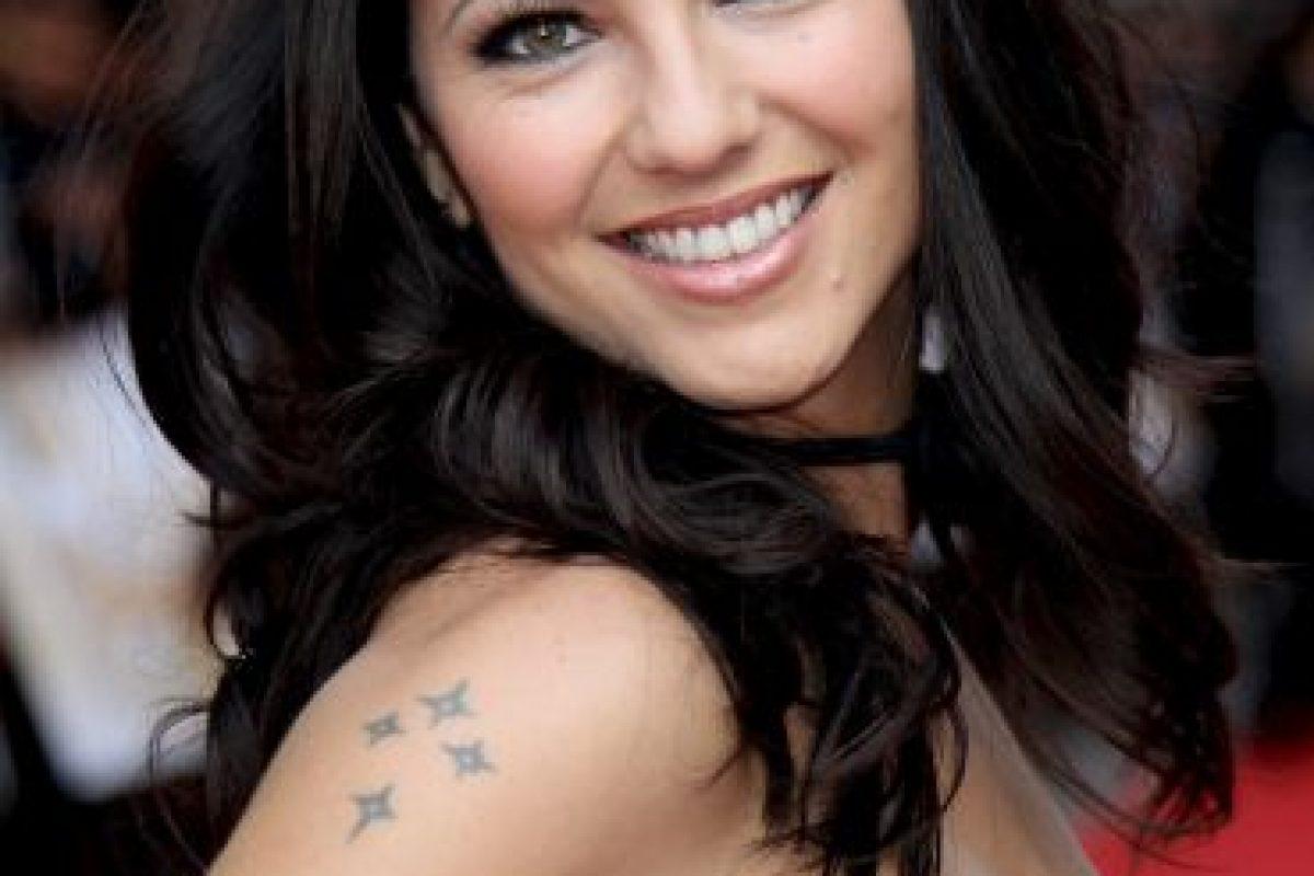 Bárbara Mori, actriz uruguaya Foto:Getty Images. Imagen Por: