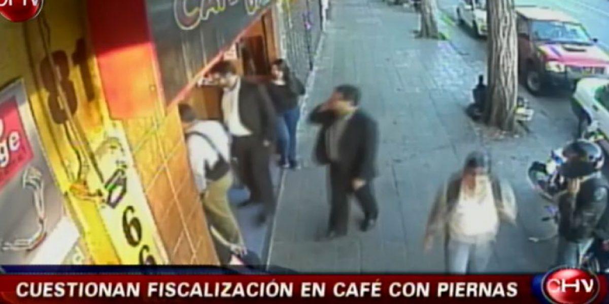 Municipalidad de Santiago denuncia a CHV al CNTV