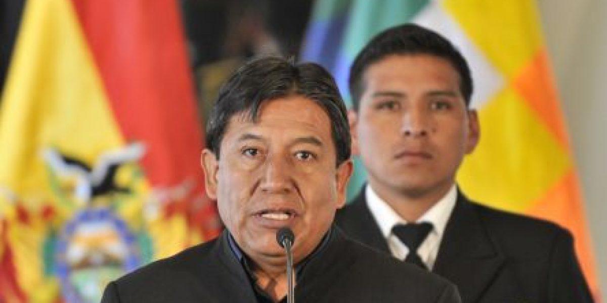 Canciller boliviano asegura que Perú