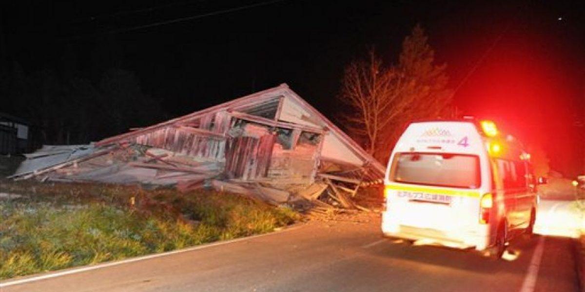 FOTOS Y VIDEO: Así fue el terremoto de 6.8 grados que azotó a Japón