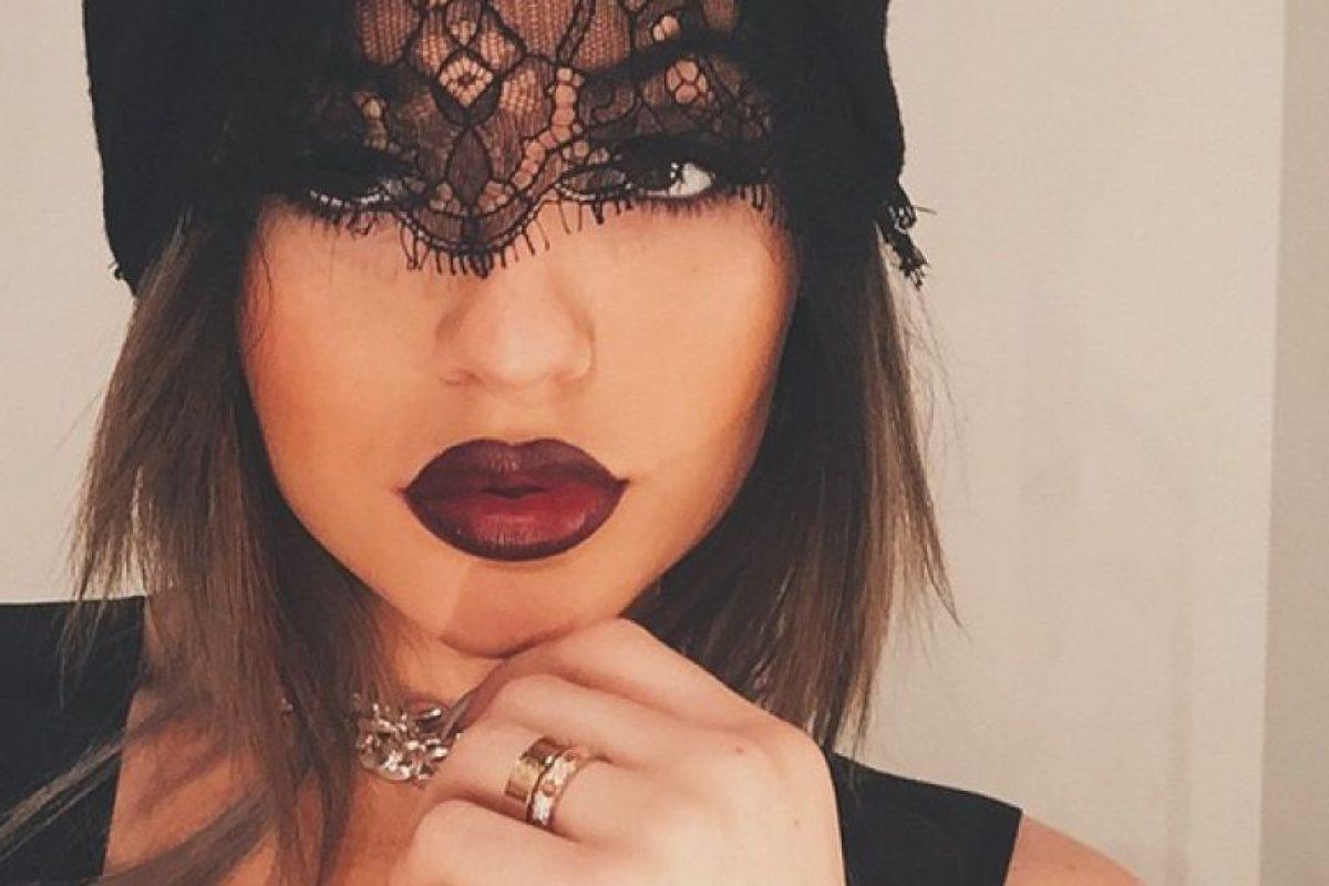 Kylie Jenner Foto:Instagram @kyliejenner. Imagen Por: