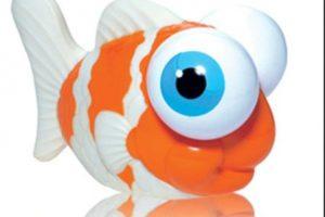 VIbra en la parte de los ojos y aletas. Foto:Amazon. Imagen Por:
