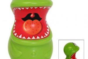 """Este adorable extraterrestre es un vibrador. Se llama """"Man Eaters"""" Foto:Big SeazeToys. Imagen Por:"""